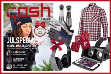Beställ dina julgåvor idag!